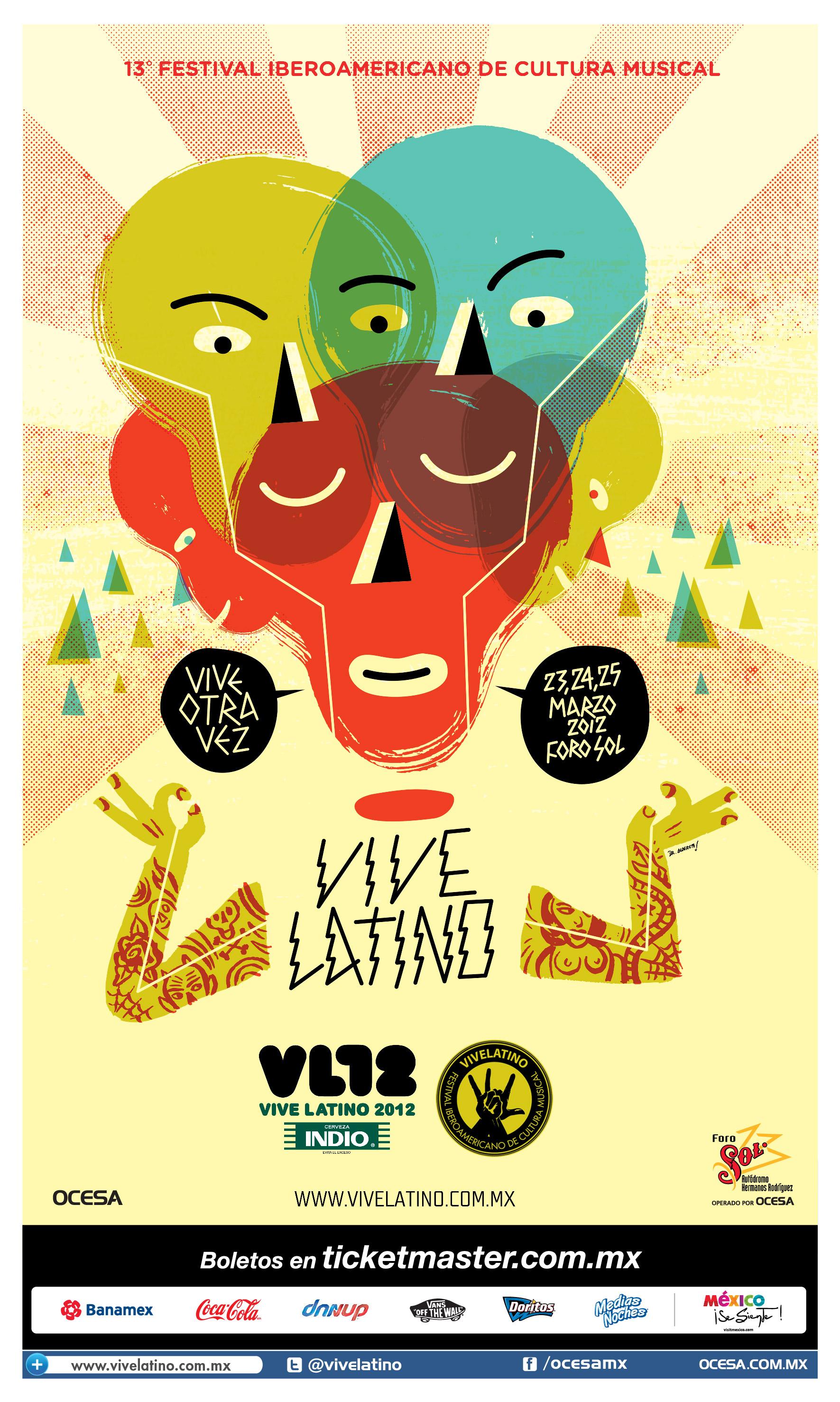 ViveLatino2012Cartel