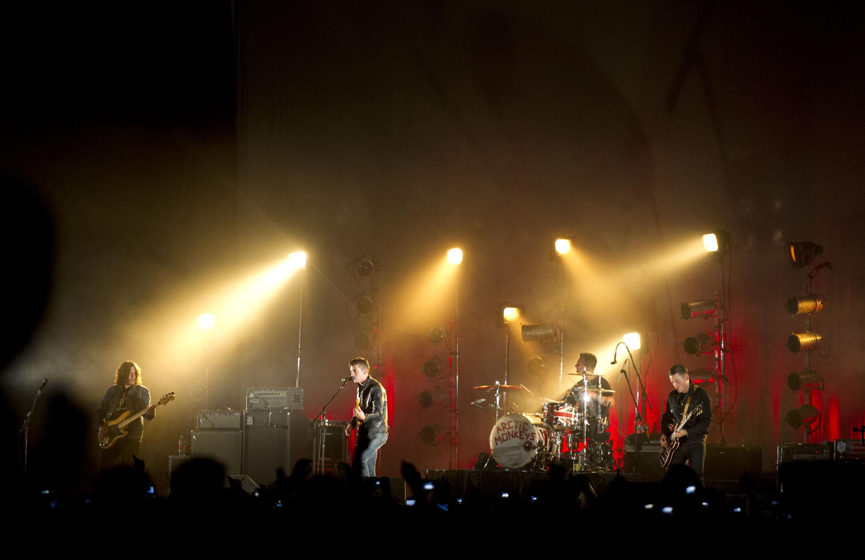 Arctic Monkeys Foto Fernando Aceves 16