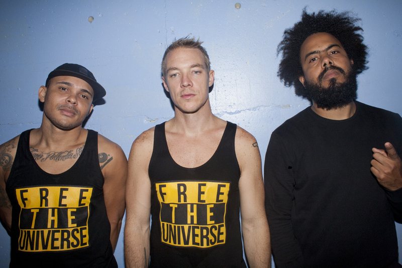 Major lazer 6