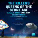 Queens Of The Stone Age, The Killers, Azealia Banks a Benicàssim 2013