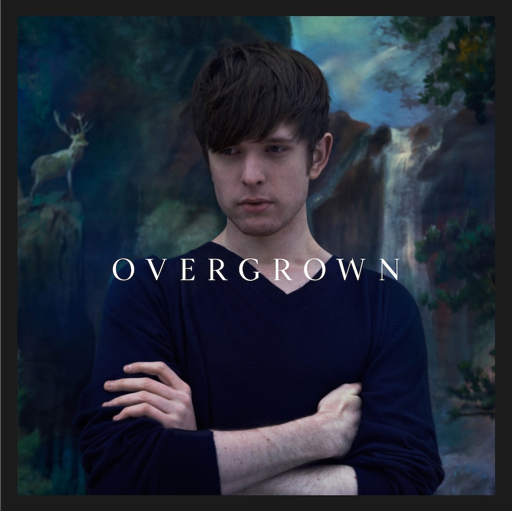 James Blake Overgrown 1000