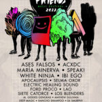 El festival All My Friends da a conocer su cartel para 2013